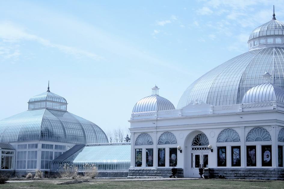 Conservatory in Buffalo NY
