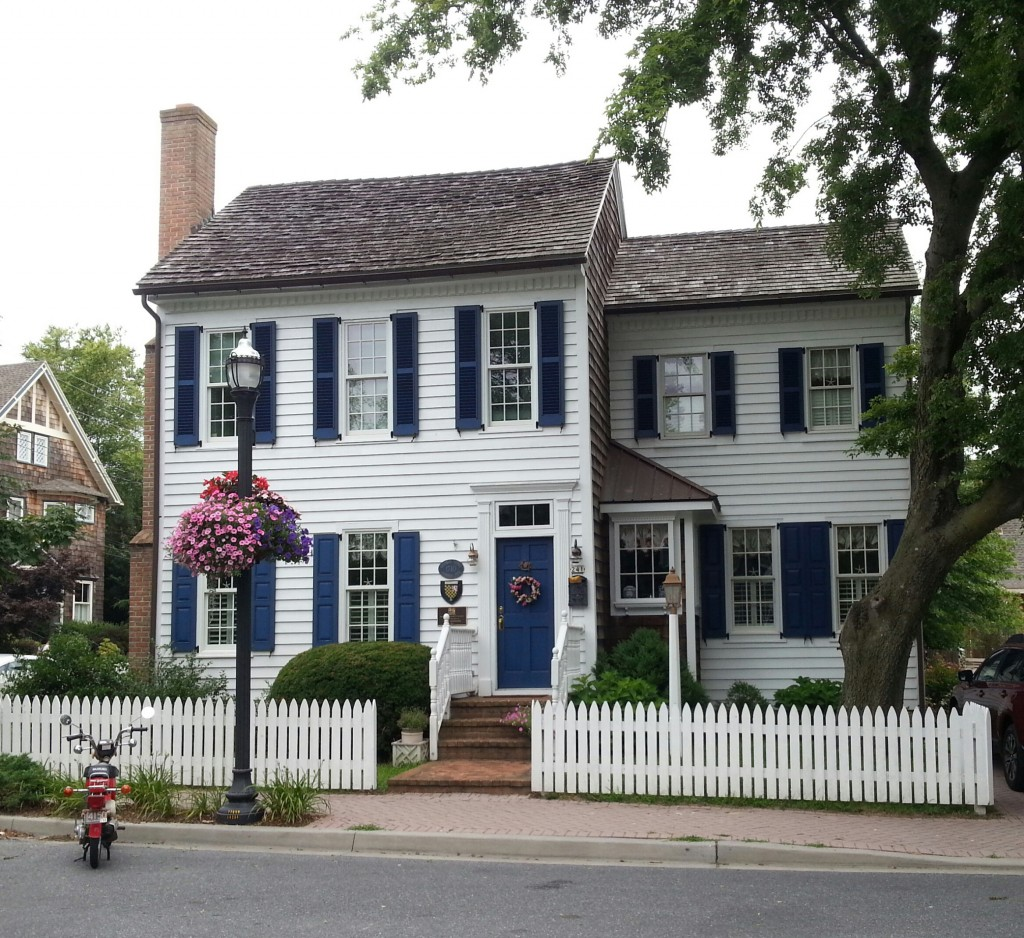 A home near the Farmer's Market